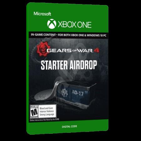 خرید بازی دیجیتال Gears of War 4 Starter Airdrop Xbox Play Anywhere