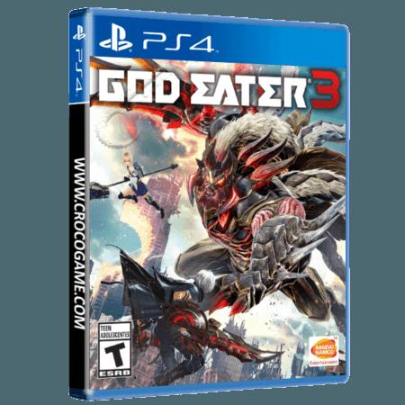 خرید بازی God Eater 3 برای PS4