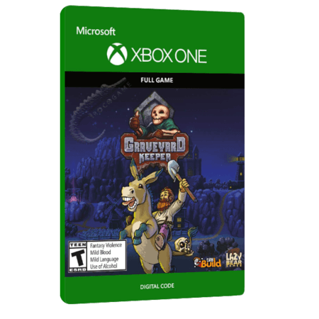 خرید بازی دیجیتال Graveyard Keeper