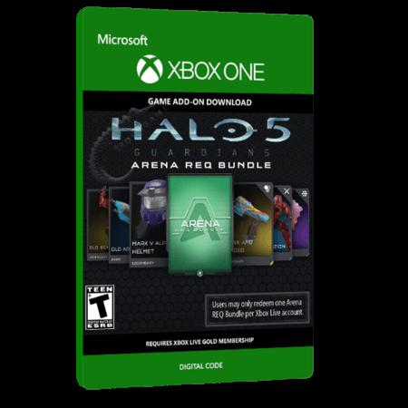 خرید بازی دیجیتال Halo 5 Guardians Arena REQ Bundle