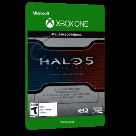 خرید بازی دیجیتال Halo 5 Guardians Digital Deluxe Edition