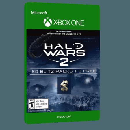 خرید بازی دیجیتال Halo Wars 2 10 Blitz Packs