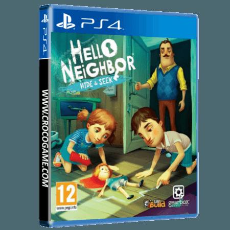 خرید بازی Hello Neighbor Hide and seek برای PS4