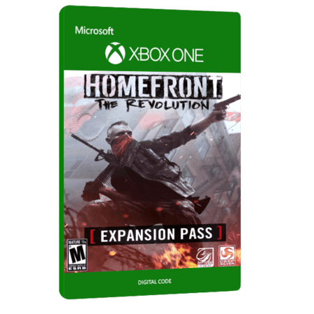 خرید بازی دیجیتال Homefront The Revolution Expansion Pass برای Xbox One