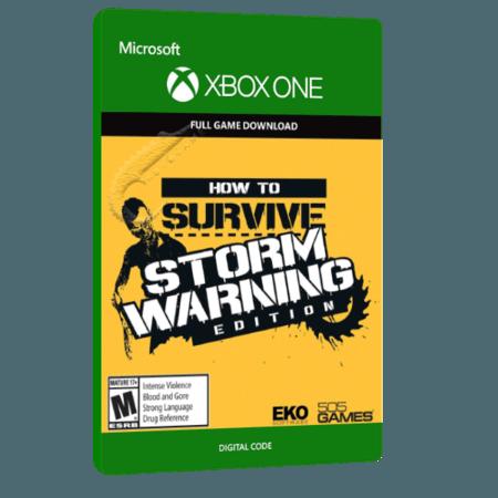 خرید بازی دیجیتال How To Survive Storm Warning برای Xbox One
