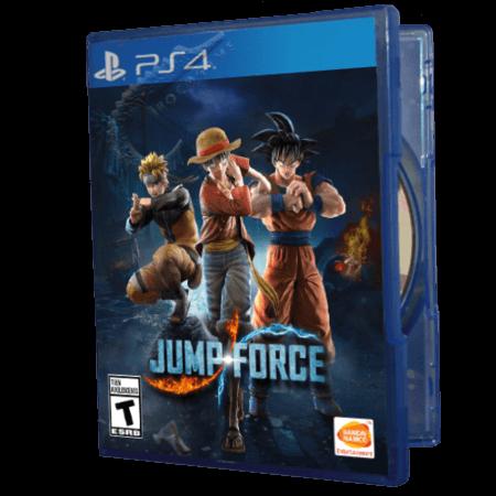 خرید بازی دست دوم و کارکرده Jump Force برای PS4