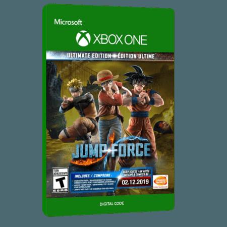خرید بازی دیجیتال Jump Force Ultimate Edition برای Xbox One
