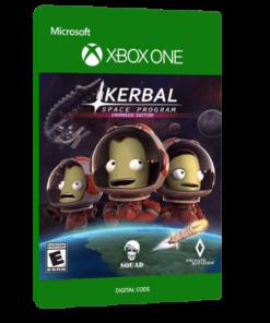 خرید بازی دیجیتال Kerbal Space Program Enhanced Edition