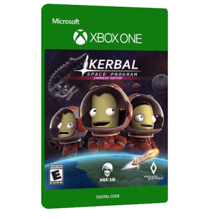 خرید بازی دیجیتال Kerbal Space Program Enhanced Edition