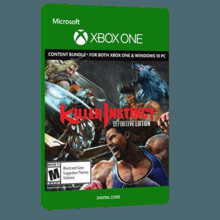 خرید بازی دیجیتال Killer Instinct Definitive Edition