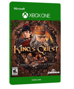 خرید بازی دیجیتال King's Quest The Complete Collection برای Xbox One
