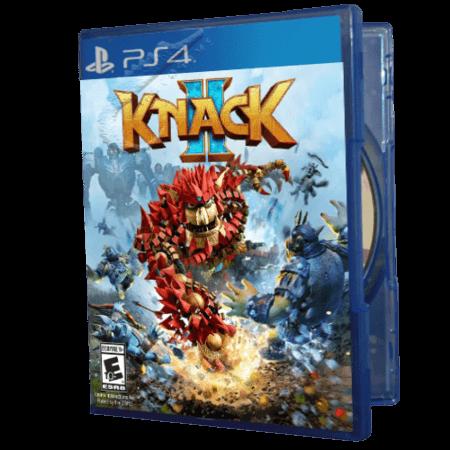 خرید بازی دست دوم و کارکرده Knack 2 برای PS4