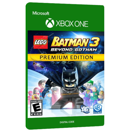 خرید بازی دیجیتال LEGO Batman 3 Beyond Gotham Premium Edition