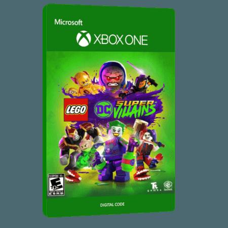 خرید بازی دیجیتال LEGO DC Super Villains