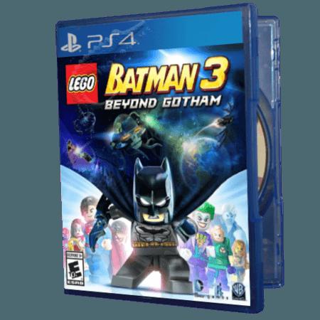 خرید بازی دست دوم و کارکرده Lego Batman 3 Beyond Gotham برای PS4