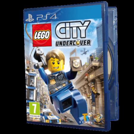 خرید بازی دست دوم و کارکرده Lego City Undercover برای PS4
