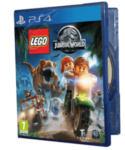 خرید بازی دست دوم و کارکرده Lego Jurassic World برای PS4