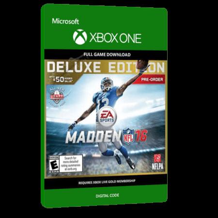 خرید بازی دیجیتال Madden NFL 16 Deluxe Edition