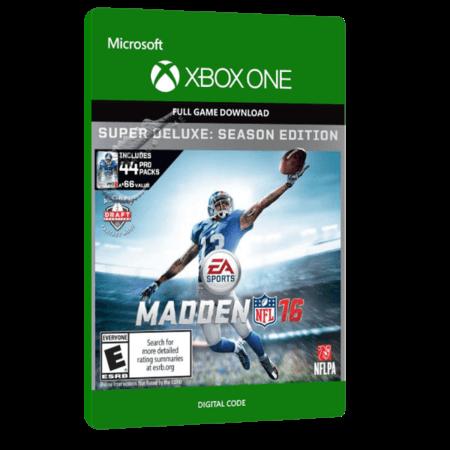 خرید بازی دیجیتال Madden NFL 16 Super Deluxe Edition