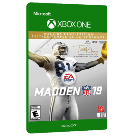 خرید بازی دیجیتال Madden NFL 19 Hall of Fame Edition