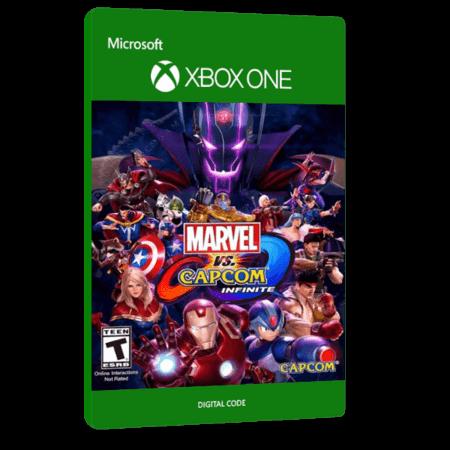 خرید بازی دیجیتال Marvel vs Capcom Infinite