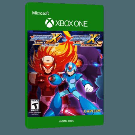 خرید بازی دیجیتال Mega Man X Legacy Collection 1 + 2