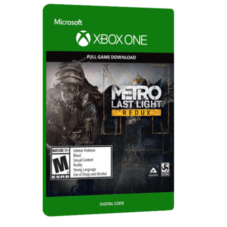 خرید بازی دیجیتال Metro Last Light Redux