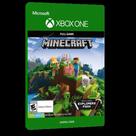 خرید بازی دیجیتال Minecraft with Explorers Pack