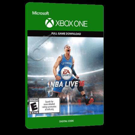 خرید بازی دیجیتال NBA Live 16 برای Xbox One