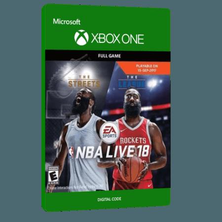 خرید بازی دیجیتال NBA Live 18 برای Xbox One