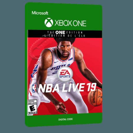 خرید بازی دیجیتال NBA Live 19 برای Xbox One