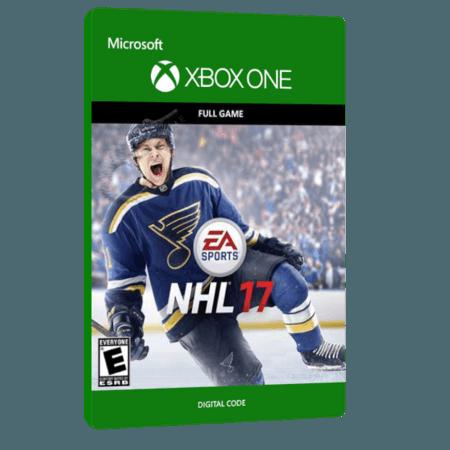خرید بازی دیجیتال NHL 17