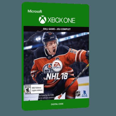 خرید بازی دیجیتال NHL 18