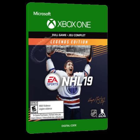 خرید بازی دیجیتال NHL 19 Legends Edition برای Xbox One