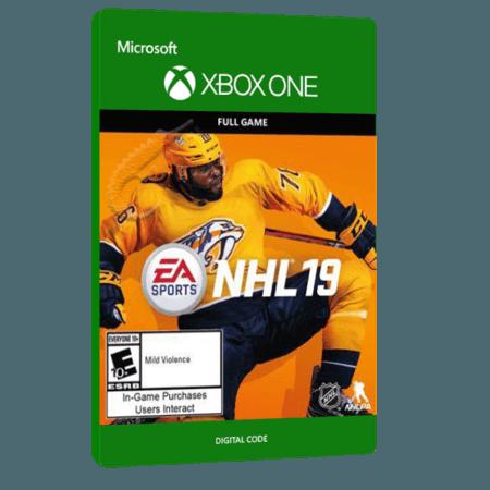 خرید بازی دیجیتال NHL 19 برای Xbox One