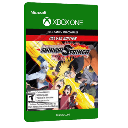 خرید بازی دیجیتال Naruto to Boruto Shinobi Striker Deluxe Edition