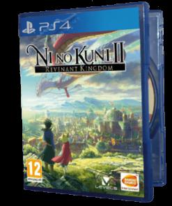 خرید بازی دست دوم و کارکرده Ni No Kuni 2 Revenant Kingdom برای PS4