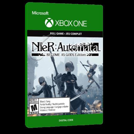 خرید بازی دیجیتال NieR Automata Become As Gods Edition برای Xbox One