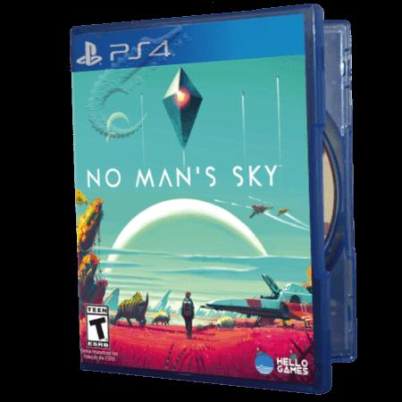 خرید بازی دست دوم و کارکرده No Mans Sky برای PS4
