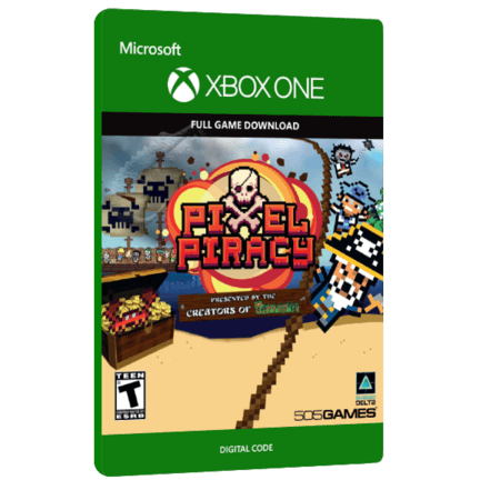 خرید بازی دیجیتال Pixel Piracy