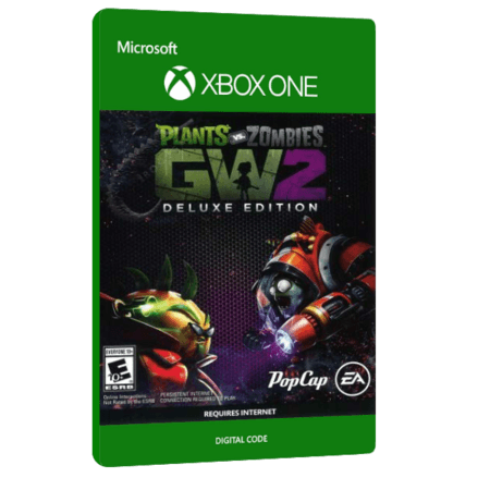 خرید بازی دیجیتال Plants vs Zombies Garden Warfare 2 Deluxe Edition برای Xbox One