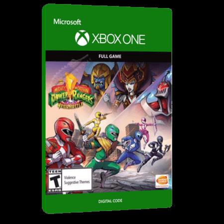 خرید بازی دیجیتال Power Rangers Mega Battle برای Xbox One