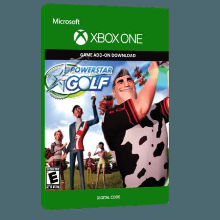 خرید بازی دیجیتال Powerstar Golf Full Game Unlock برای Xbox One
