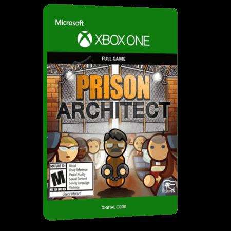 خرید بازی دیجیتال Prison Architect برای Xbox One