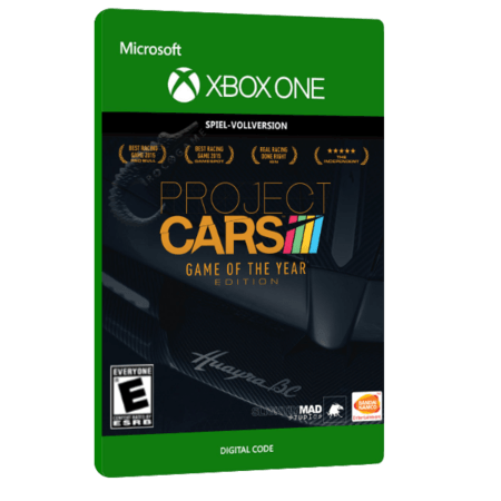 خرید بازی دیجیتال Project Cars Game Of The Year Edition برای Xbox One