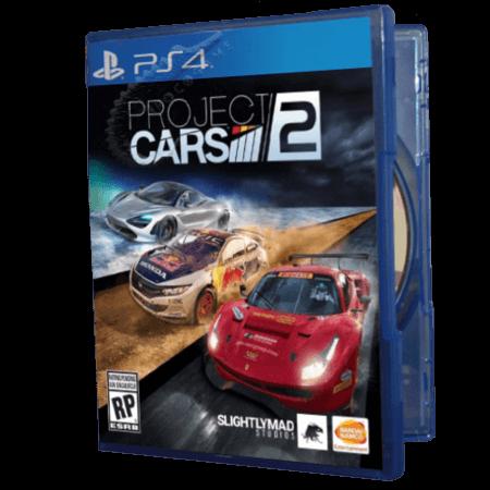 خرید بازی دست دوم و کارکرده Project Cars 2 برای PS4