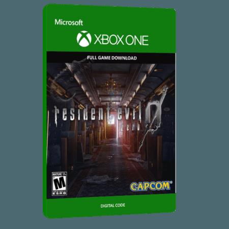 خرید بازی دیجیتال Resident Evil 0 برای Xbox One