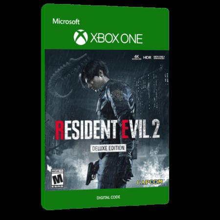 خرید بازی دیجیتال Resident Evil 2 Deluxe Edition برای Xbox One