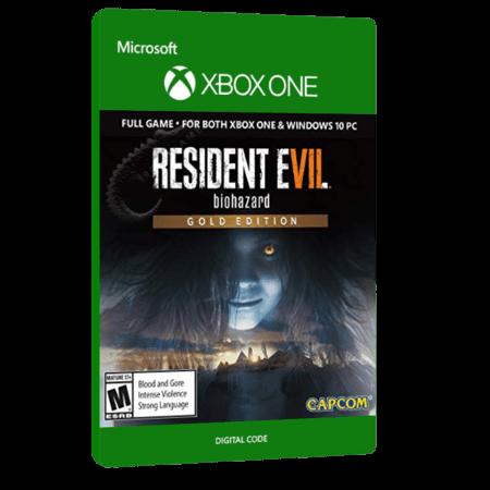 خرید بازی دیجیتال Resident Evil 7 Biohazard Gold Edition برای Xbox One