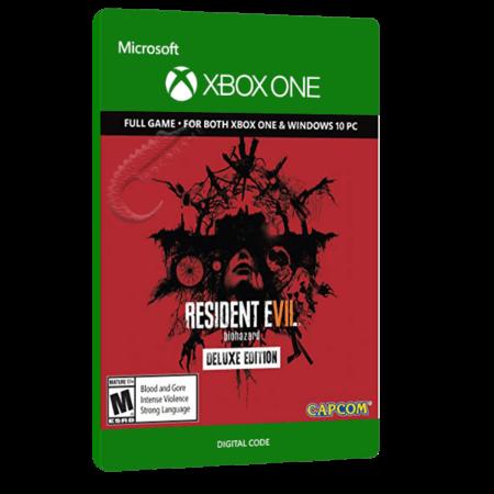 خرید بازی دیجیتال Resident Evil 7 biohazard Digital Deluxe Edition برای Xbox One